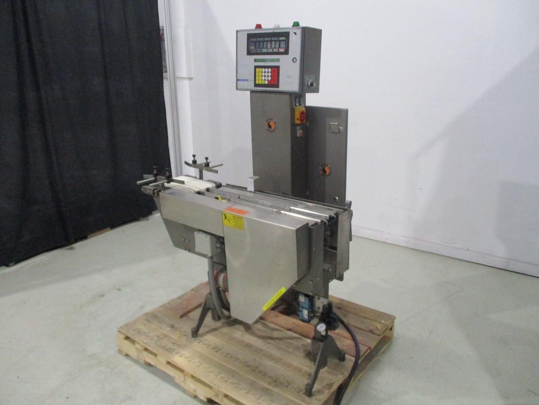 Used Mettler Toledo checkweigher model Micromate